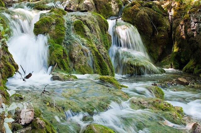 שמורת טבע אגמי פליטביצה קרואטיה